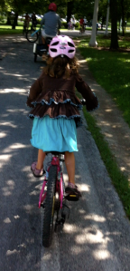 The Joy of Biking as a Kid